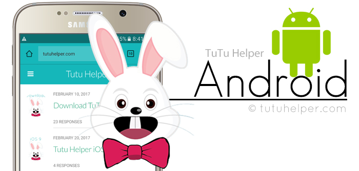 tutu-helper-Android-app